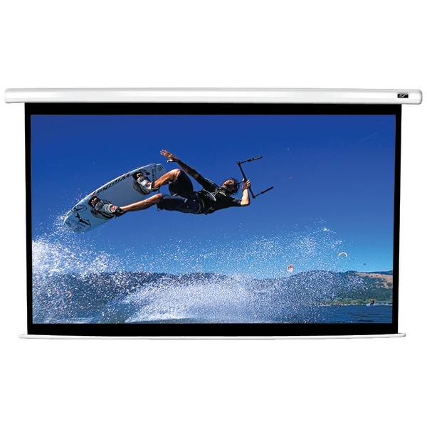 "Elite Screens VMAX150XWH2 VMAX2 Series Electric Screen (150""; 73.5"" x 130.7""; 16:9 HDTV Format)"