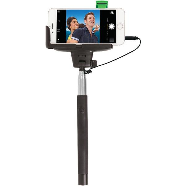 ReTrak(R) ETSELFIEW Selfie Stick with Wired Shutter
