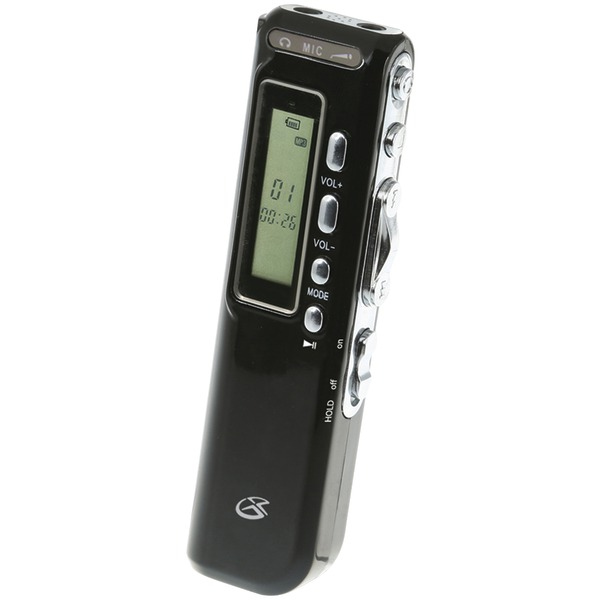 GPX(R) PR047B Digital Voice Recorder