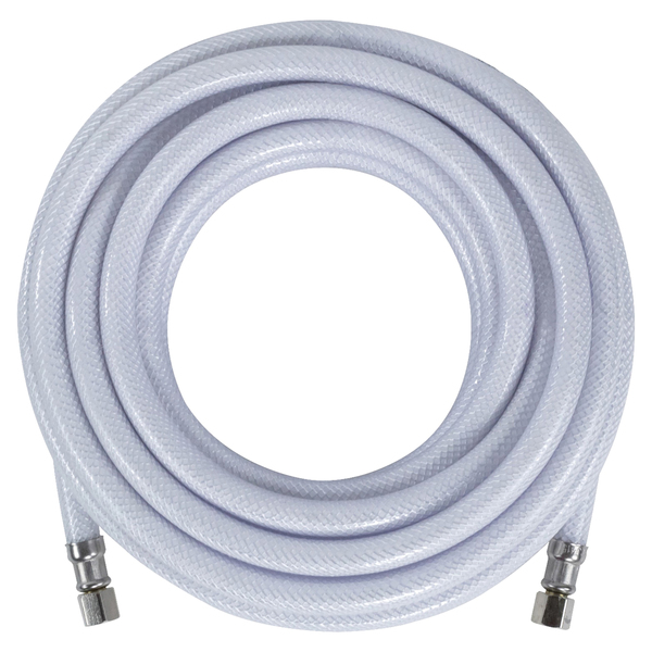 "Certified Appliance Accessories(R) IM240P PVC Ice Maker Connector with 1/4"" Compression, 20ft"