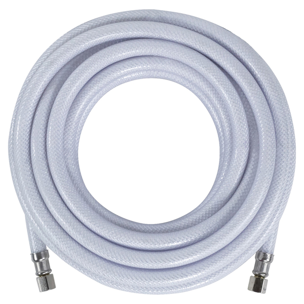 "Certified Appliance Accessories(R) IM300P PVC Ice Maker Connector with 1/4"" Compression, 25ft"