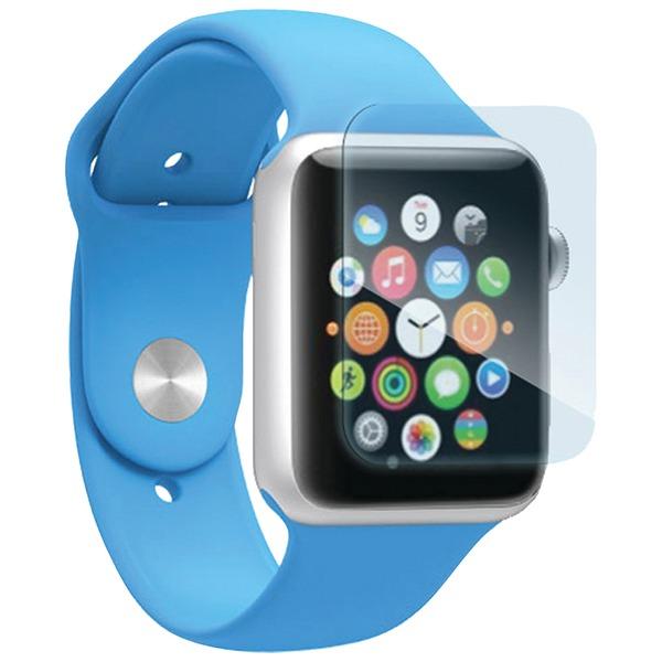 zNitro 700161184532 Apple Watch(R) Nitro Shield Screen Protectors, 2 pk (38mm)
