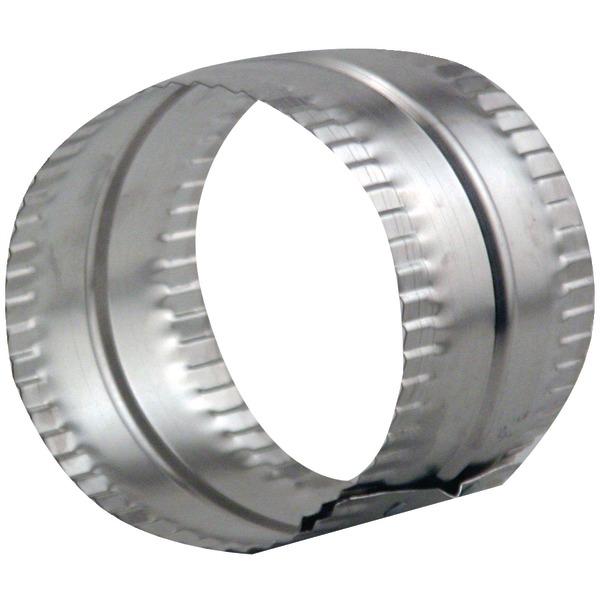 """Lambro(R) 244 4"""" Aluminum Duct Connector"""