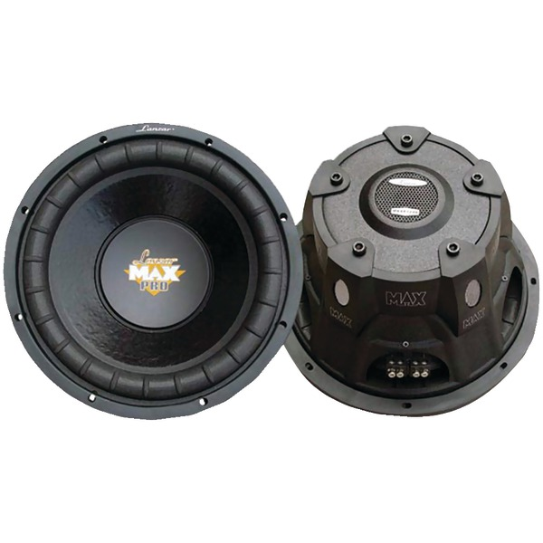 "Lanzar(R) MAXP84 MaxPro Series Small 4ohm Subwoofer (8"", 800 Watts)"