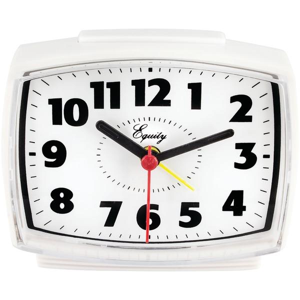 Equity(R) by La Crosse 33100 Electric Analog Alarm Clock