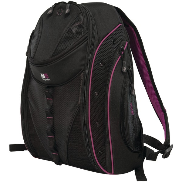"""Mobile Edge(R) MEBPE82 16"""" PC/17"""" MacBook(R) Express 2.0 Backpack, Lavender"""