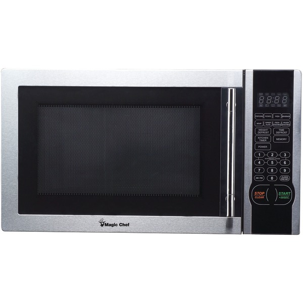 Magic Chef Microwaves - 1.1 Cubic-ft, 1,000-Watt Microwave with Digital Touch - PTR at Sears.com