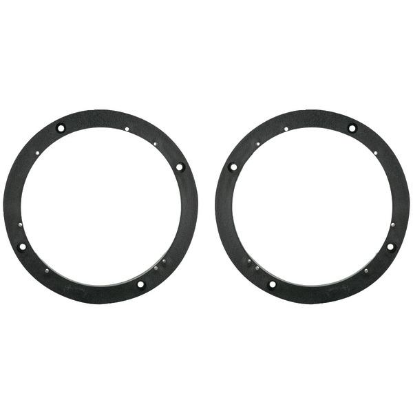 """Metra(R) 82-4400 .5"""" Plastic Universal Speaker Spacer Rings"""