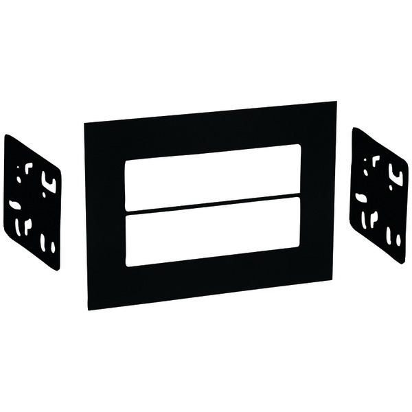 Metra(R) 99-9999 Universal ISO Trim for Double-DIN Installation