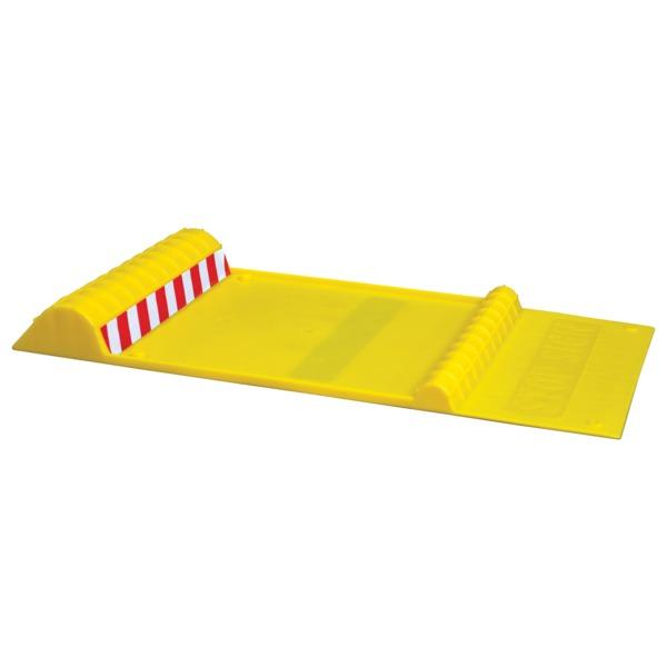 MAXSA(R) Innovations 37356 Park Right(R) Parking Mat (Yellow)