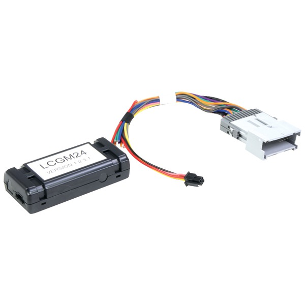 PAC(R) LCGM24 Radio Replacement Interface for Select Nonamplified GM(R) Vehicles (Class II)