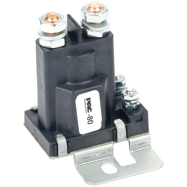 battery isolator wiring diagram pac pac-80 80-amp high-current isolator & relay pac 80 isolator wiring diagram