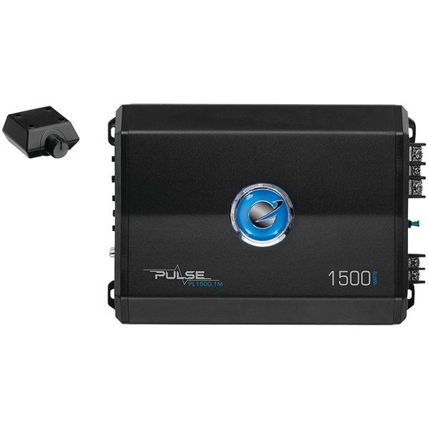 planet audio pl1500 1m pulse series monoblock class ab amp 1 500 watts max. Black Bedroom Furniture Sets. Home Design Ideas