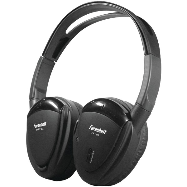 Power Acoustik HP-12S 2-Channel IR Wireless Headphones at Sears.com