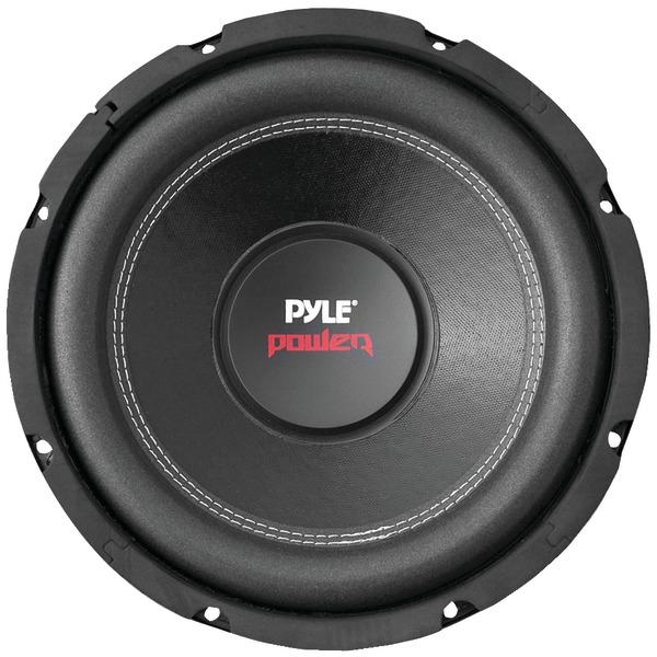 "Pyle(R) PLPW10D Power Series Dual-Voice-Coil 4ohm Subwoofer (10"", 1,000 Watts)"