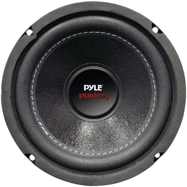 "Pyle(R) PLPW8D Power Series Dual-Voice-Coil 4ohm Subwoofer (8"", 800 Watts)"