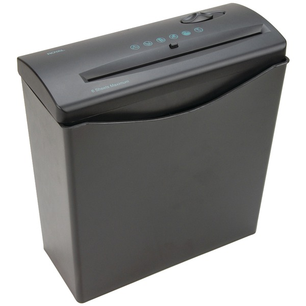 Royal 16999U Js55 Shredder With Basket