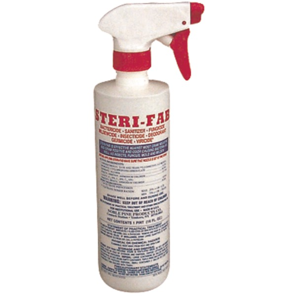 No Logo SFDPT STERI-FAB(R) 11-Way Protectant (Pint with Sprayer)