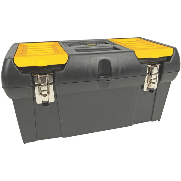"STANLEY(R) 019151M 19"" Tool Box with Removable Tray"