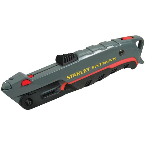 """STANLEY(R) FMHT10242 6 3/5"""" FATMAX(R) Safety Knife"""