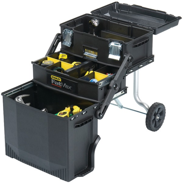 Stanley 020800R FatMax 4-in-1 Mobile Work Station at Sears.com