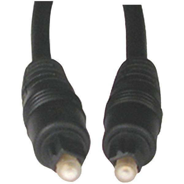 Tripp Lite TOSLINK® Digital Optical Audio Cable (3 ft)