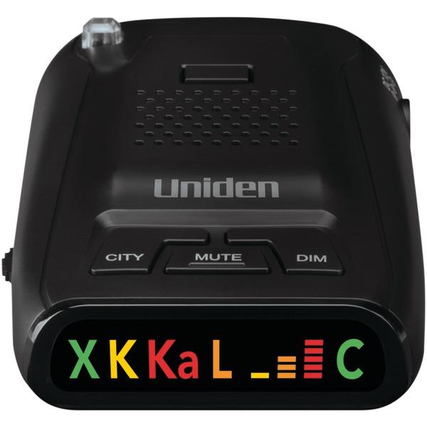Uniden(R) DFR1 DFR1 Long-Range Laser/Radar Detector