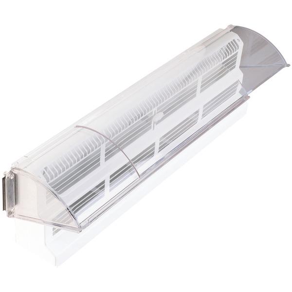 Baseboard Air Deflector