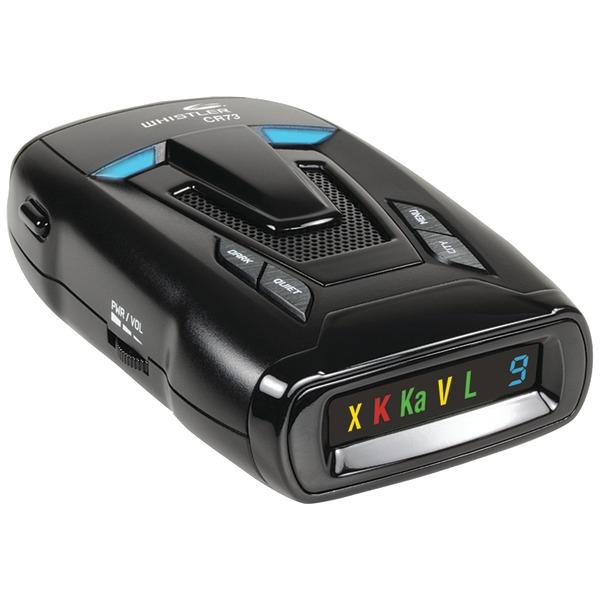 Whistler(R) CR73 CR73 Laser/Radar Detector