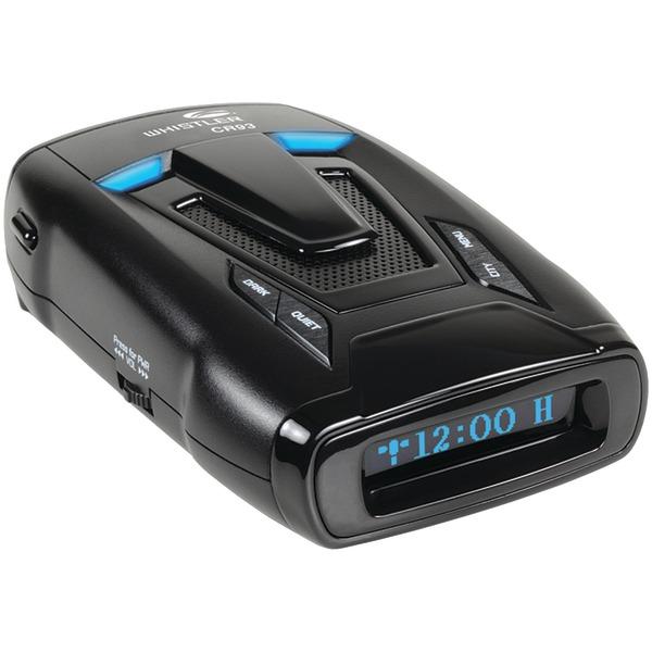 Whistler(R) CR93 CR93 Laser/Radar Detector