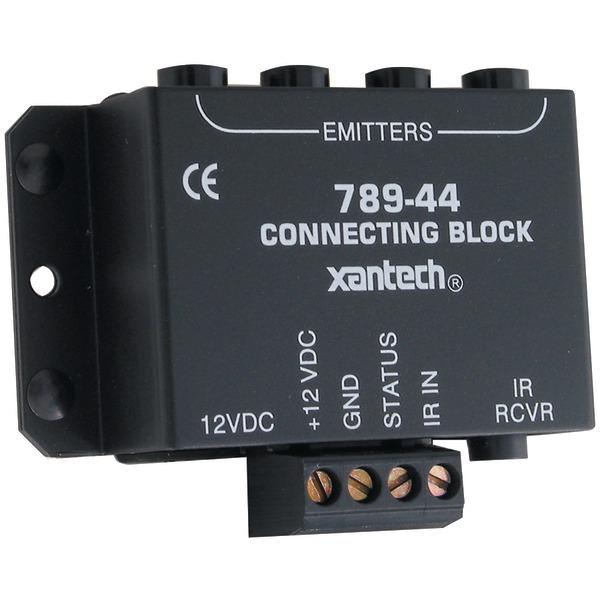 Xantech 1-ZONE CONNECTING BLOCK 789-44